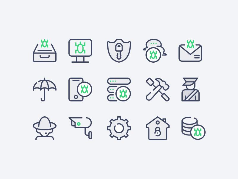 cyber_security_icons_vol.2