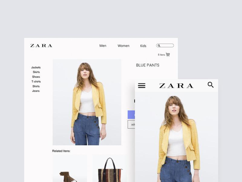 zara_e-commerce_template_redesign
