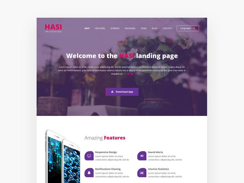 hasi_bootstrap_landing_page