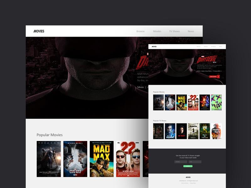 movies_website_template