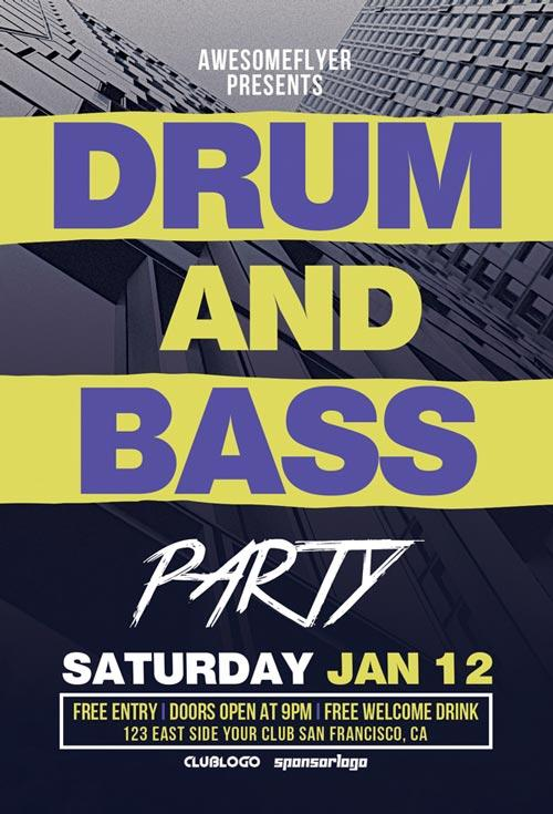 drum_and_bass_party_flyer_psd_template