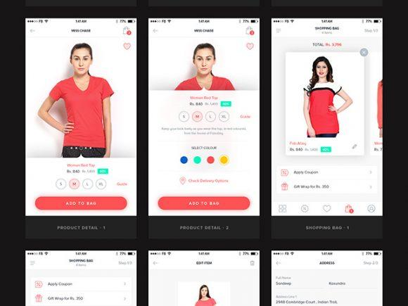 ui_kit_for_ecommerce_mobile_app