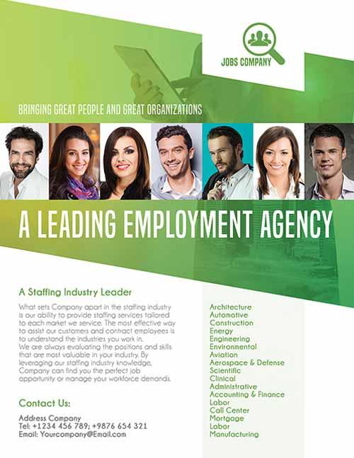 employment_agency_free_flyer_template