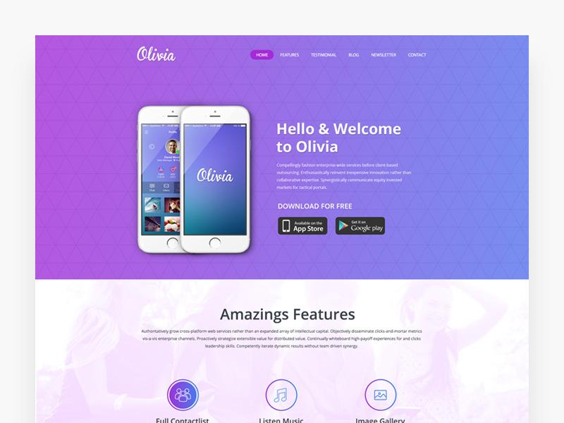 olivia_landing_page_template