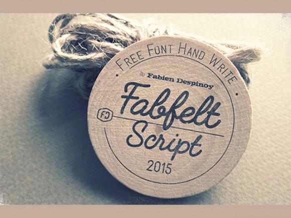 fabfelt_script_free_font