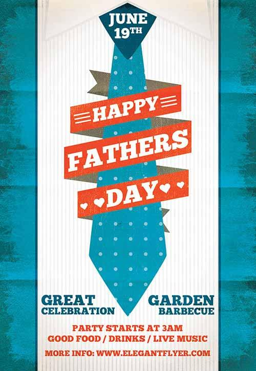 fathers_day_free_flyer_template