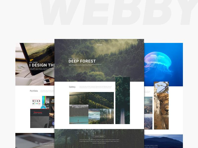 webby_website_template