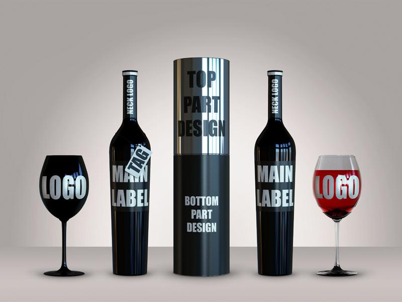 collectors_black_bottle_wine_mockup