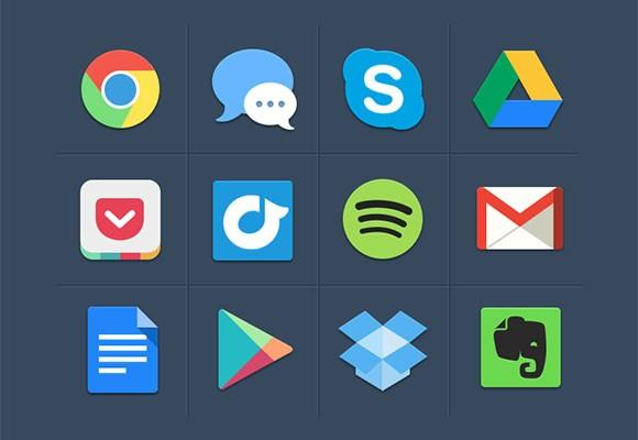 some_colorful_flat_icons_psd
