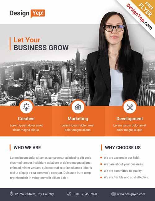 80 creative modern free business flyers templates page 2 of 2 corporate business free flyer psd template corporatebusinessfreeflyerpsdtemplate flashek Image collections
