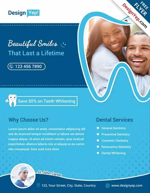 dental_free_flyer_psd_template