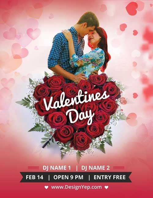 valentines_day_party_free_psd_flyer_template