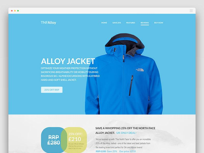 tnf_alloy_flat_website_template