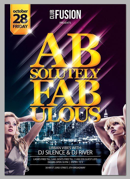 free_club_fusion_psd_flyer_template