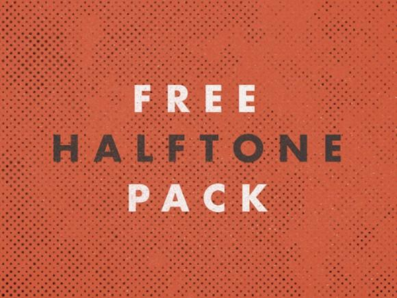 free_halftone_pack_psd