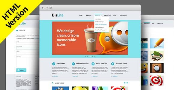 bislite_free_html_website_templates