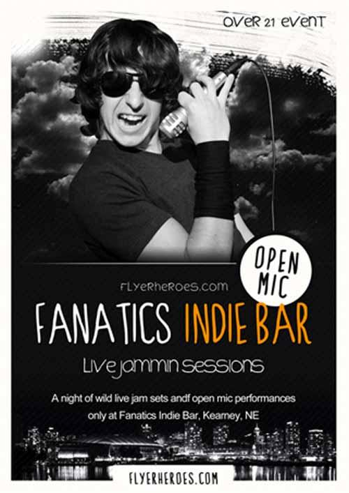 fanatics_indie_rock_bar_free_flyer_template