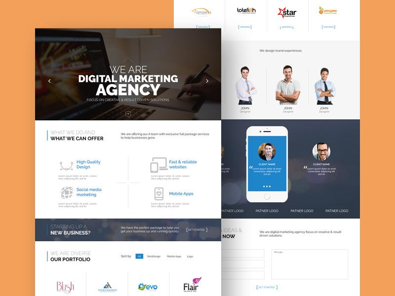 web_agency_website_template
