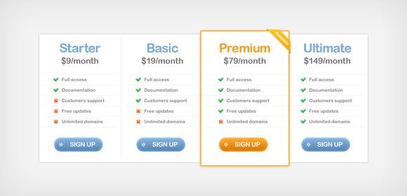 pricing_tables_free_psd