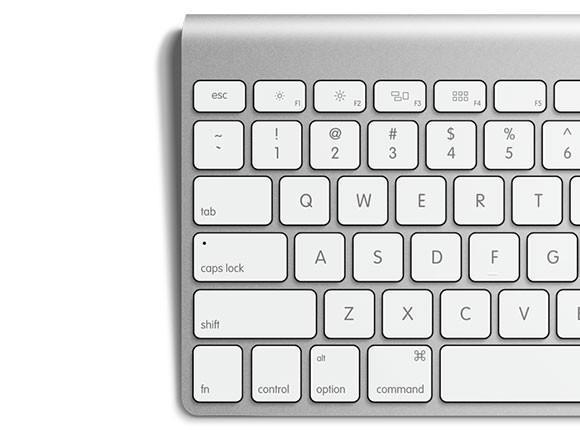 apple_keyboard_free_psd_mockup