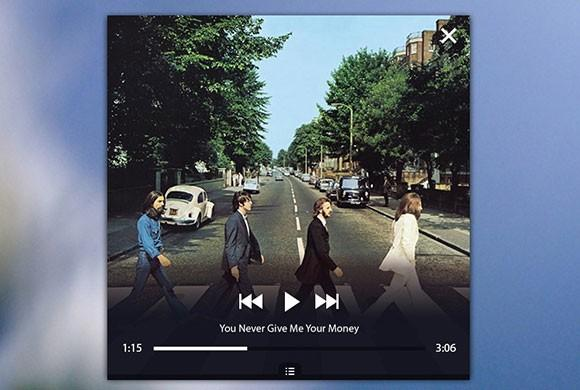 free_psd_compact_music_player