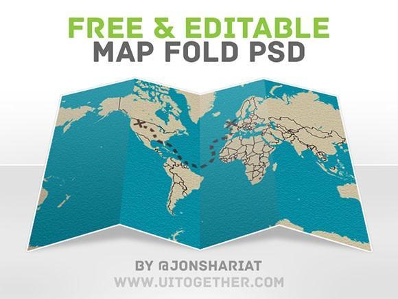 free_psd_map_fold