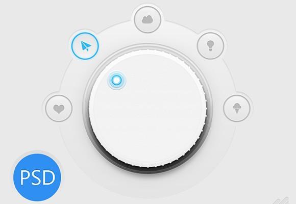 free_psd_navigation_knob