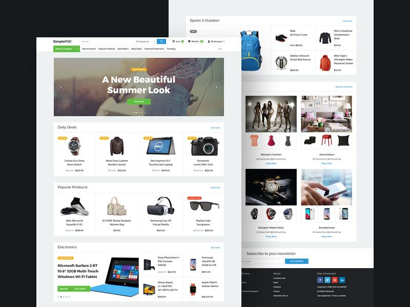 simple_ecommerce_template
