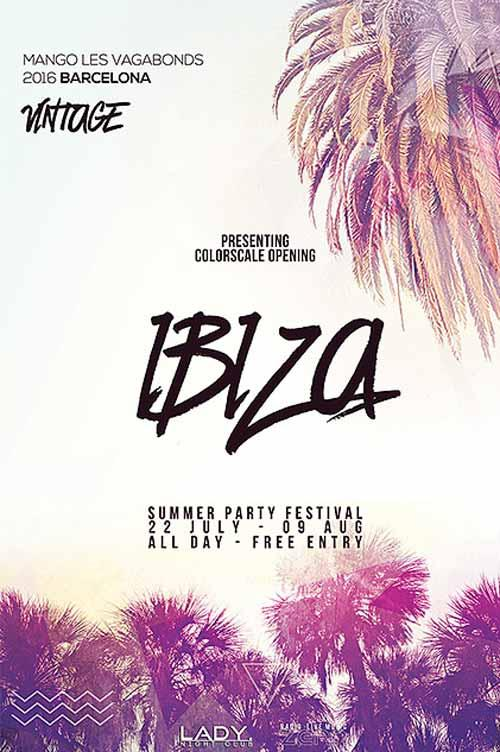 summer_electro_party_free_flyer_template