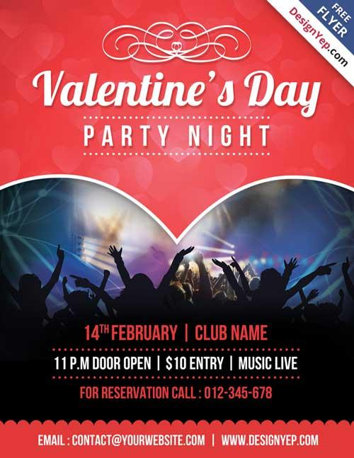 free_valentines_party_flyer_psd_template