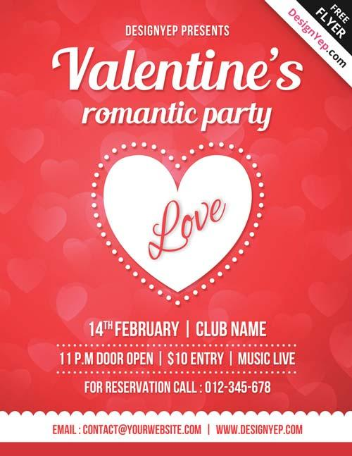 valentines_day_free_party_psd_flyer_template
