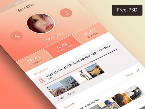 social_app_concept