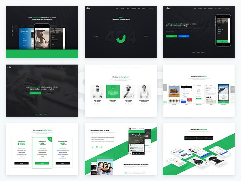 vsapp_website_templates