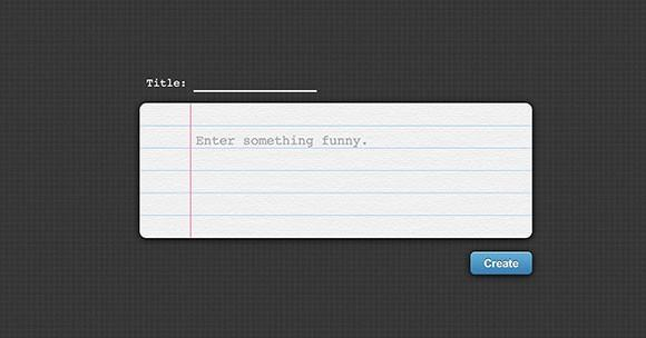 a_fun_text_box_made_of_css_jquery