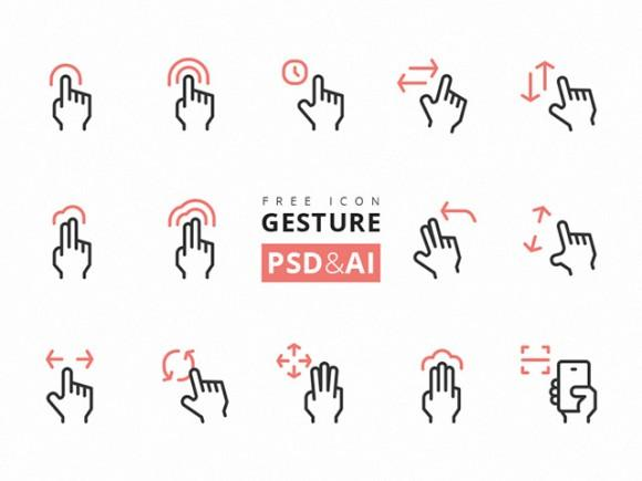 15_gesture_icons_psd_ai
