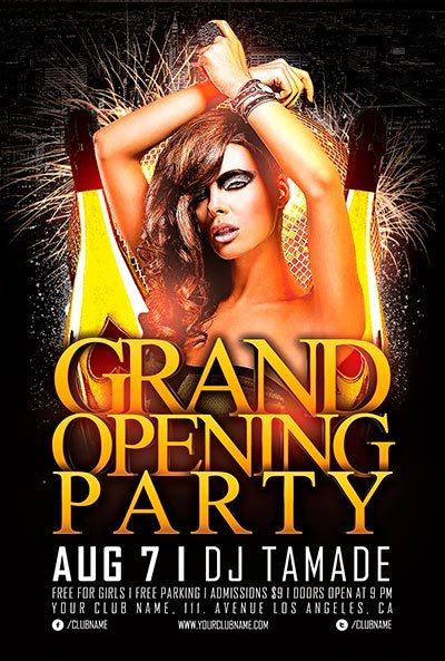 free_grand_opening_party_flyer_template_vol.2