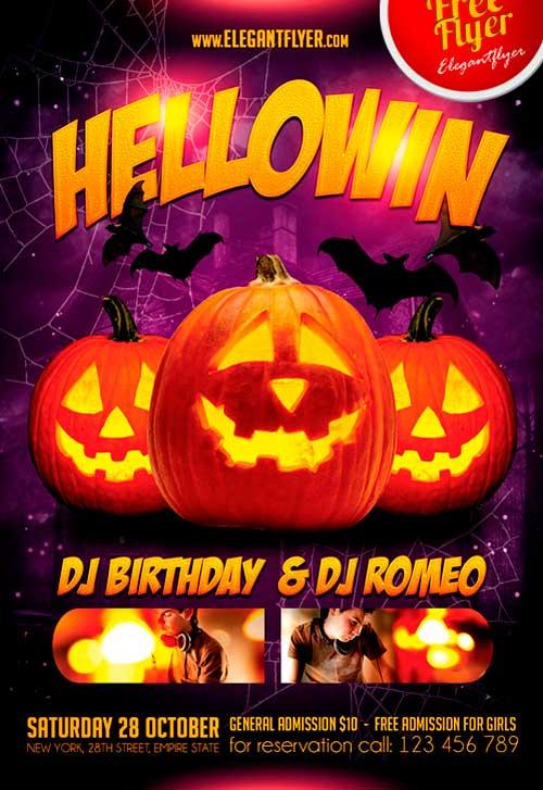 halloween_party_free_flyer_psd_template