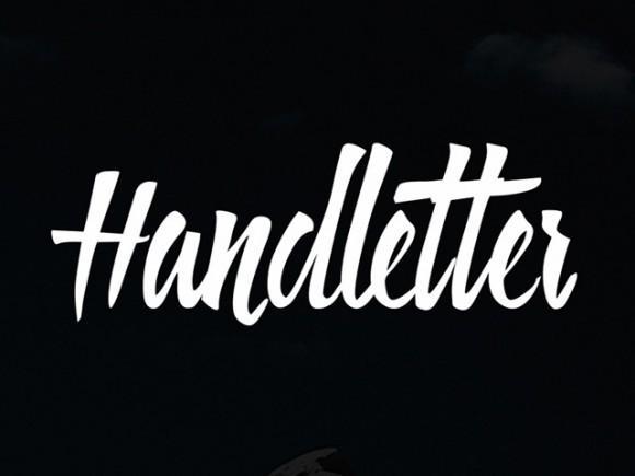 handletter_free_font