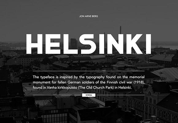helsinki_free_font