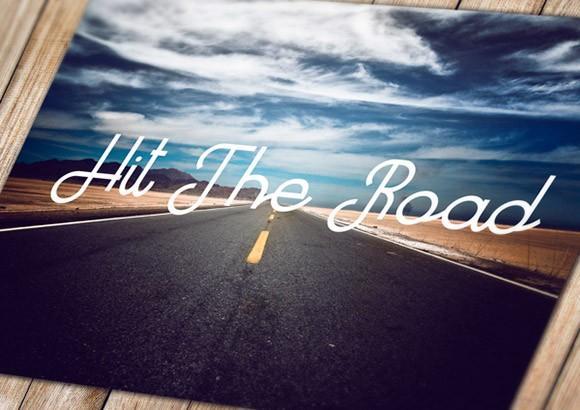 hitchhiker_free_font