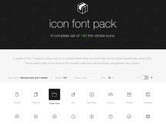 stroke_7_icon_font