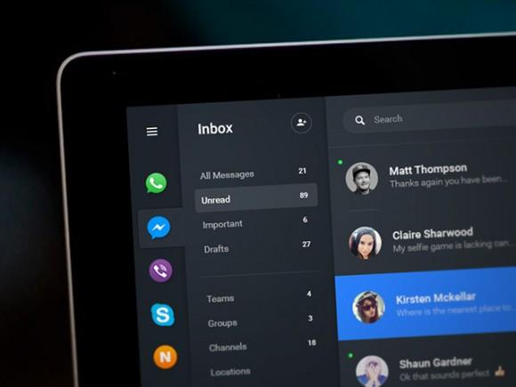 chat_dashboard_psd_app_concept
