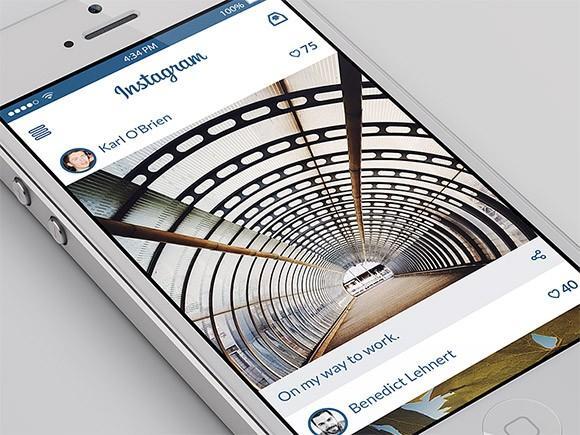 instagram_app_ui_concept