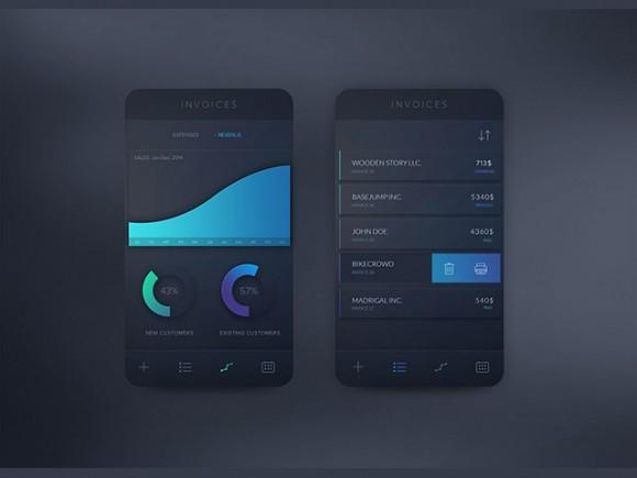 invoices_app_concept_psd