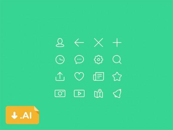 ios8_basic_icon_set