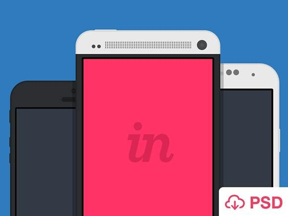 8_flat_android_iphone_mockups