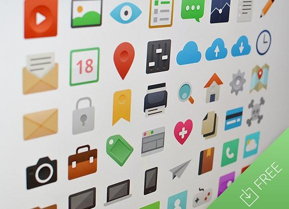 its_flat_psd_icon_set