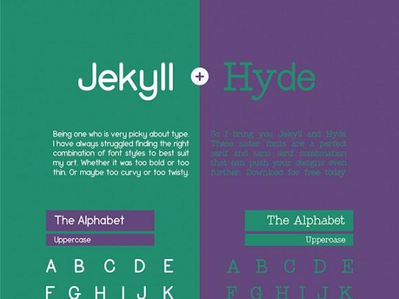 jekyll_and_hyde_free_font