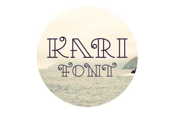 kari_free_font