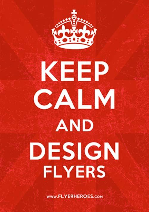 free_keep_calm_and_carry_on_flyer_and_poster_template
